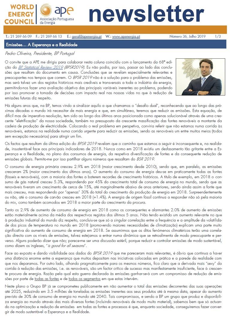Newsletter APE numero 36_julho 2019