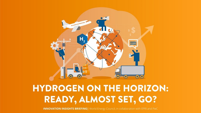 capa do hidrogénio insights brief